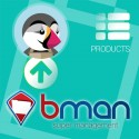 Export and sync product from BMAN to Prestashop
