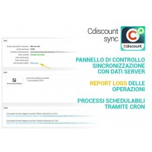 Sincronizza Prestashop 1.6 e 1.7 con cDiscount