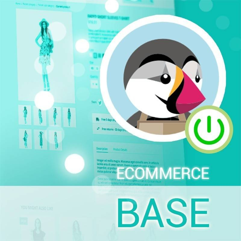 Prestashop 1.7 eCommerce install