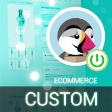 Sito e-commerce prestashop personalizzato
