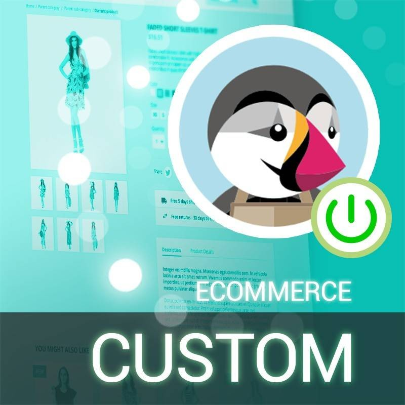 Personalized Prestashop eCommerce: Ask a quote !