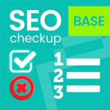 Prestashop SEO check-up base