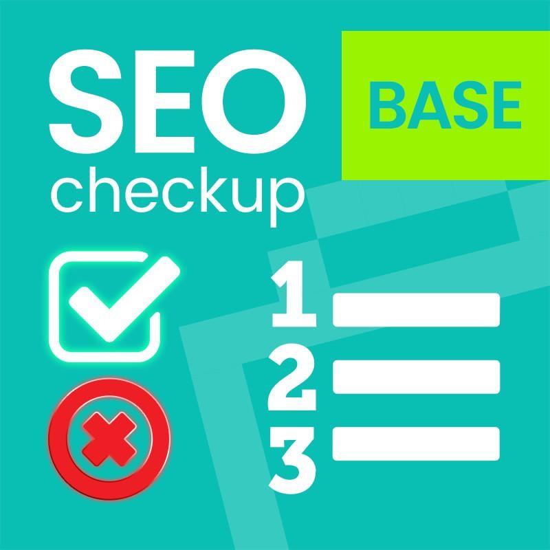 Ottimizzazione SEO prestashop - check-up base