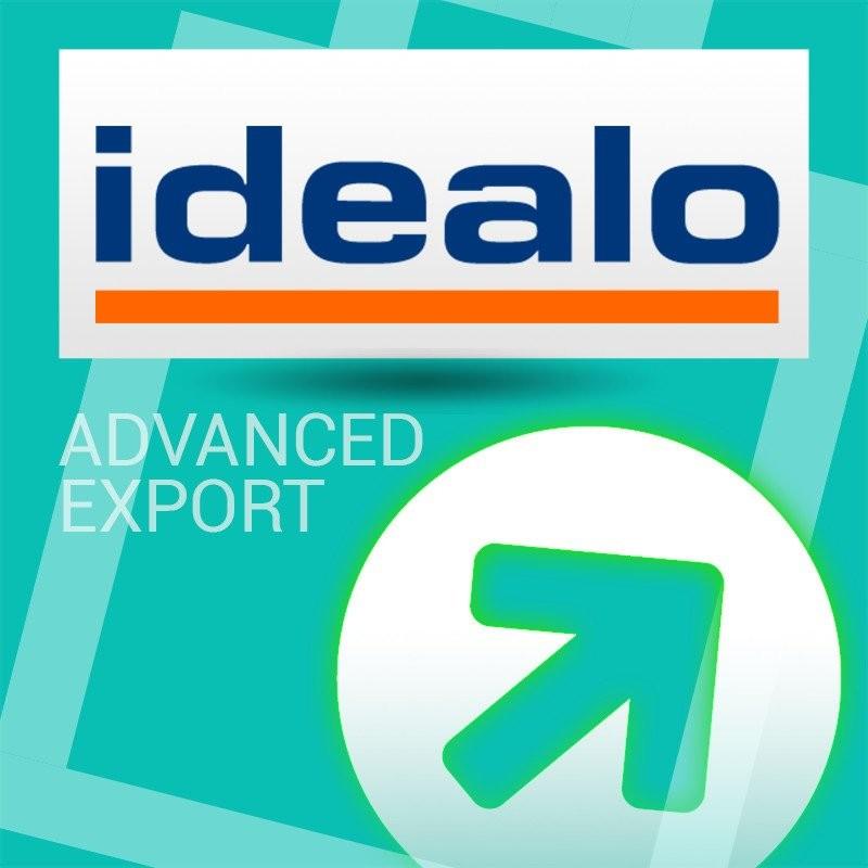 Prestashop to Idealo export