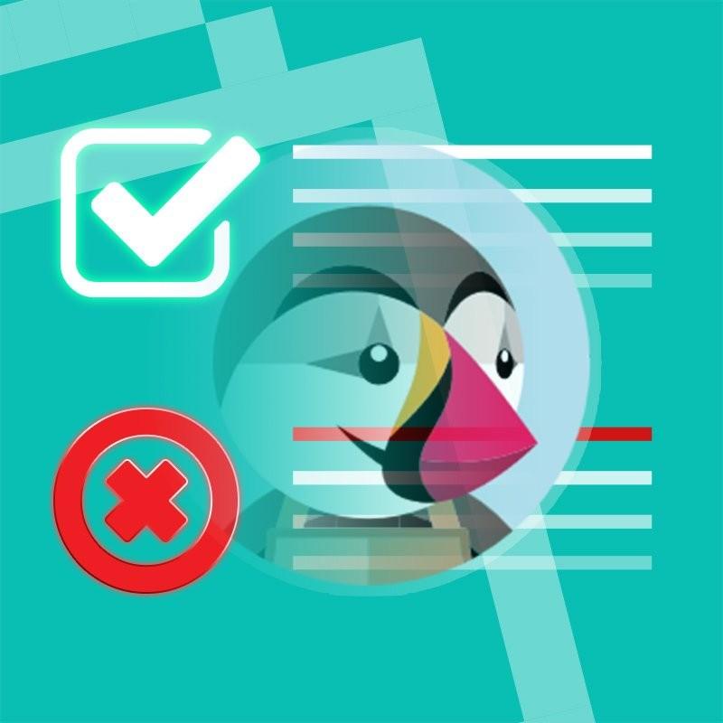 Intervento check-up verifica installazione Prestashop