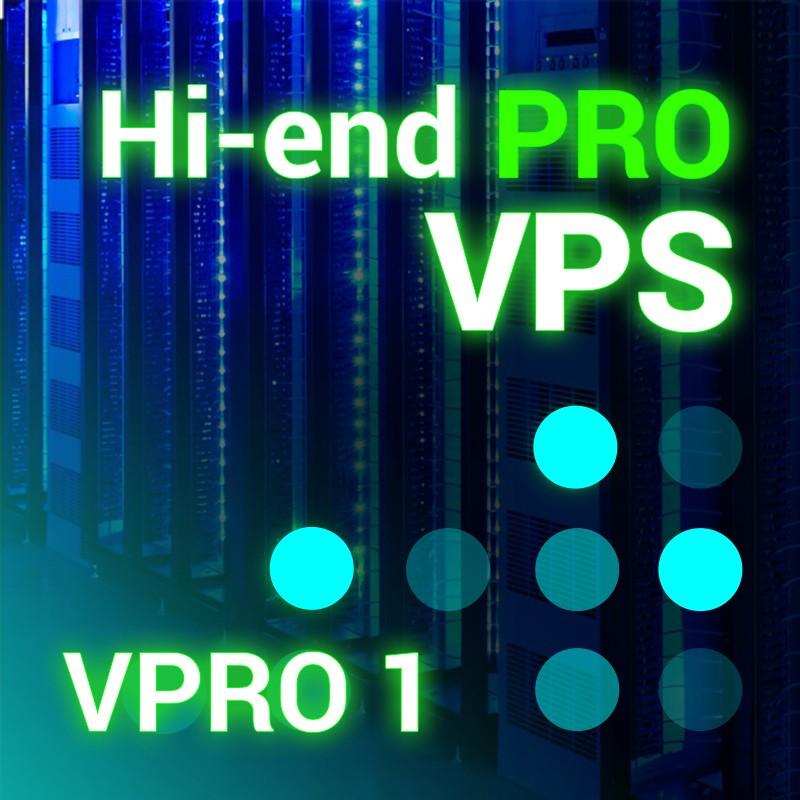 Prestashop server VPRO1 VPS