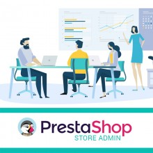 Prestashop management training course