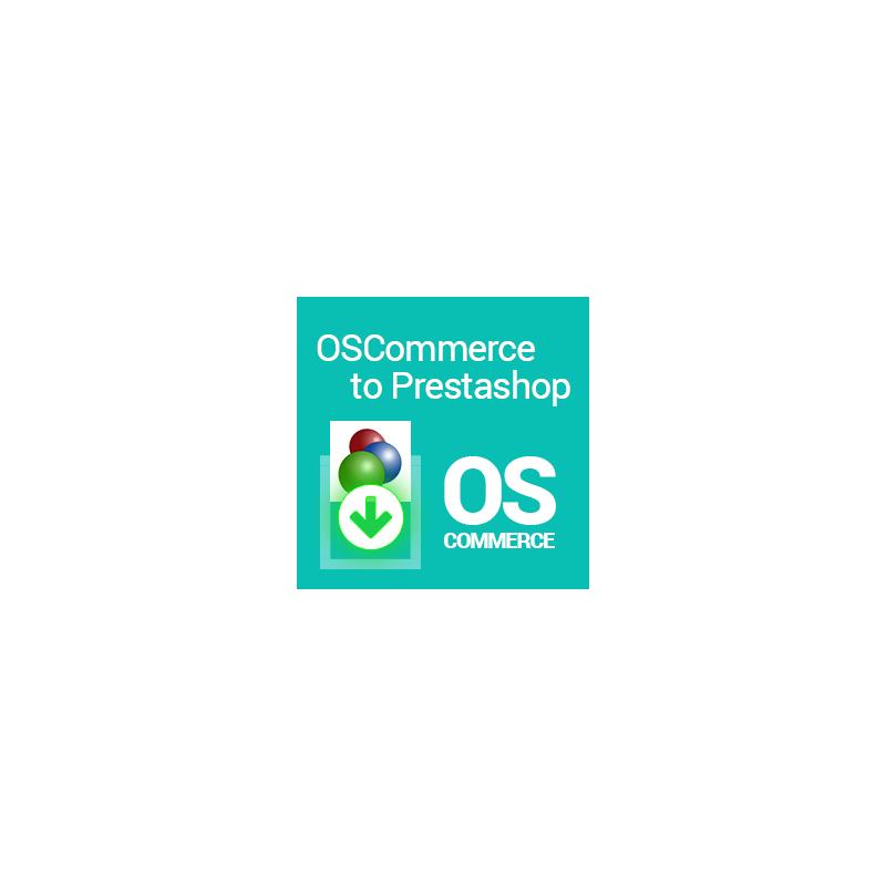 OpenCart to Prestashop migration service