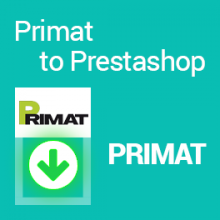 Import from Sirge to Prestashop
