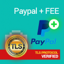 Paypal with FEEs Payment Module 2.0 TLS - Prestashop 1.6 [Updated December 2014]
