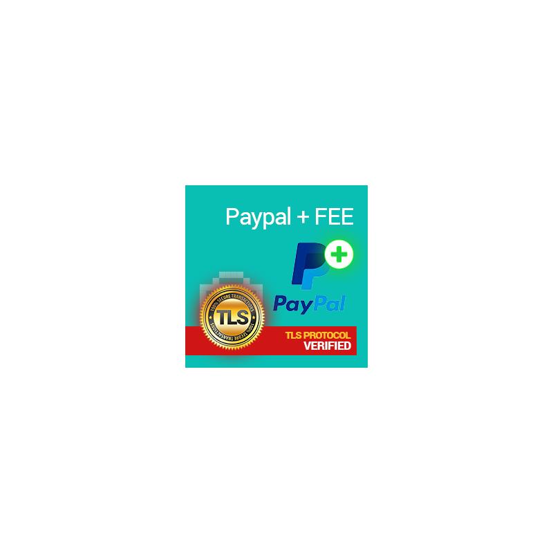 Modulo pagamento Paypal con Commissioni 2.0 TLS - Prestashop 1.6 [ Aggiornato Dicembre 2014 ]