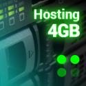 Prestashop Hosting server pre-installed 4GB