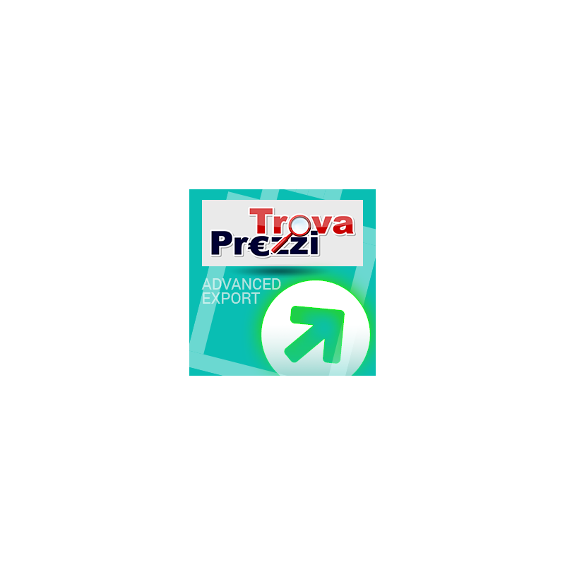 Trovaprezzi Export Module - Prestashop 1.6