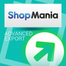 Shopmania export module for prestashop 1.6