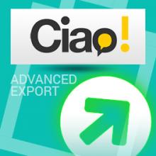 Modulo export comparatore di prezzo CIAO.it