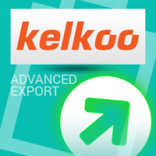 KELKOO price comparator Export Module