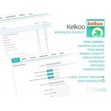 KELKOO price comparator Export Module
