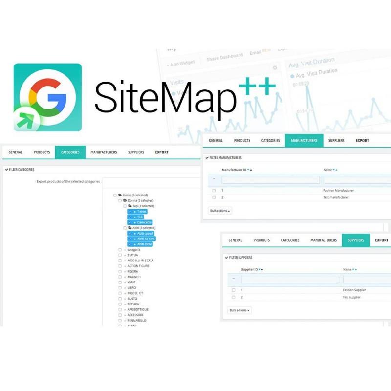 Images Of Google Site Map: Modulo Google SITEMAP PLUS