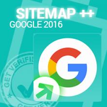 Modulo Google SITEMAP PLUS - Prestashop 1.6