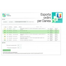 Export from Prestashop to Danea
