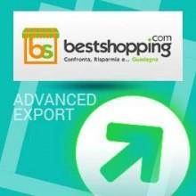 Modulo export comparatore di prezzo Bestshopping