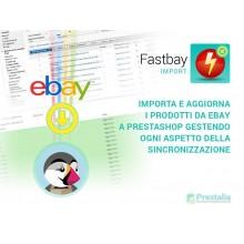 Modulo FastBay Import