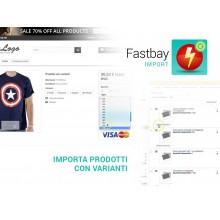 FastBay Module for Prestashop 1.5 e 1.6