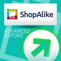 Modulo export comparatore di prezzo Shopalike