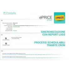 Export and sync product from Danea to Prestashop