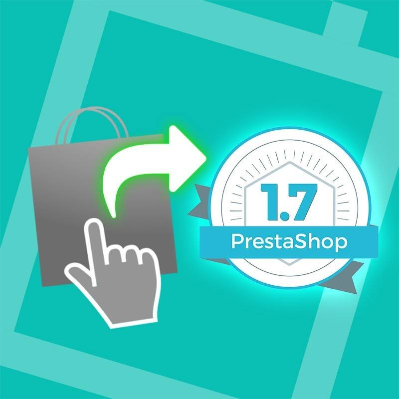upgrade to prestashop 1.7