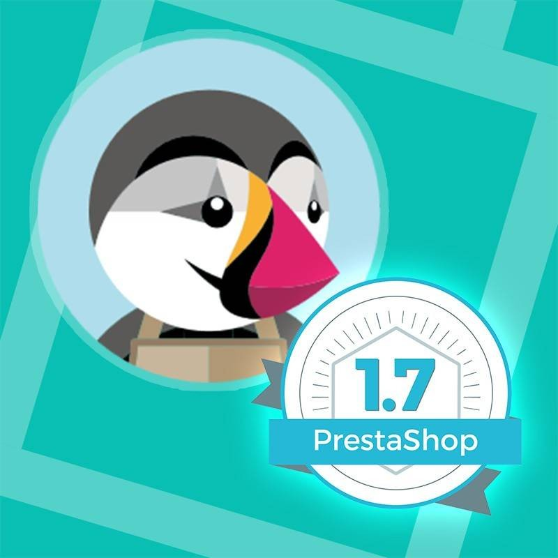 Sito e-commerce prestashop 1.7