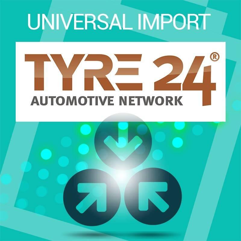 Importa Tyre24 Prestashop