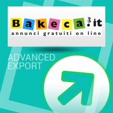 Prestashop Bakeca.it Export Module